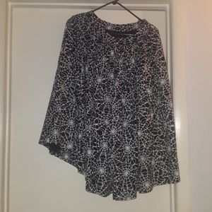 Pinup Couture Skirts - PUG spider web Jenny skirt size medium halloween